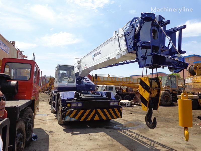 pokretna dizalica TADANO TR250M(rough terrain crane)