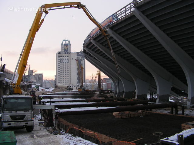 pumpa za beton MRIYA ARENDA avtobetononasosa