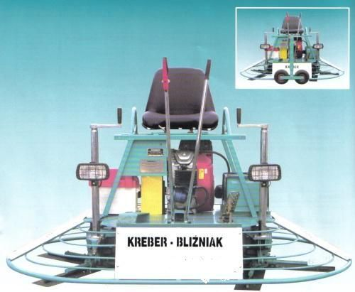 nova rotaciona glačalica KREBER K-436-2-T Blizniak
