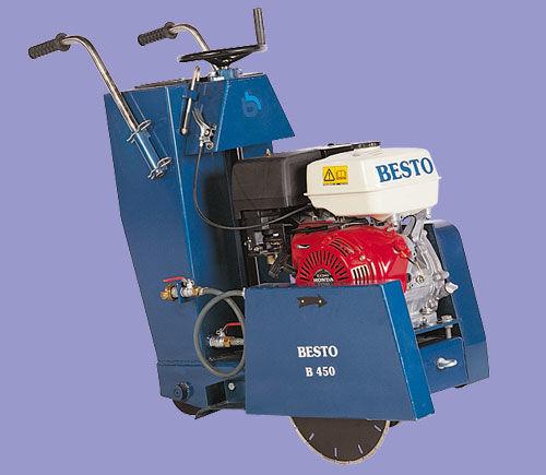 novi sekač asfalta Besto B-450