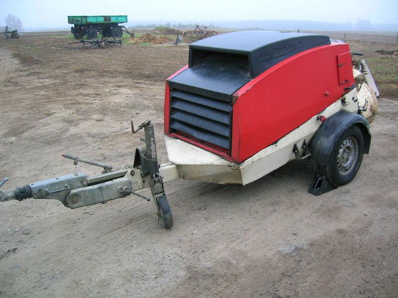 stacionarna betonska pumpa BRINKMANN DC 260 / 45