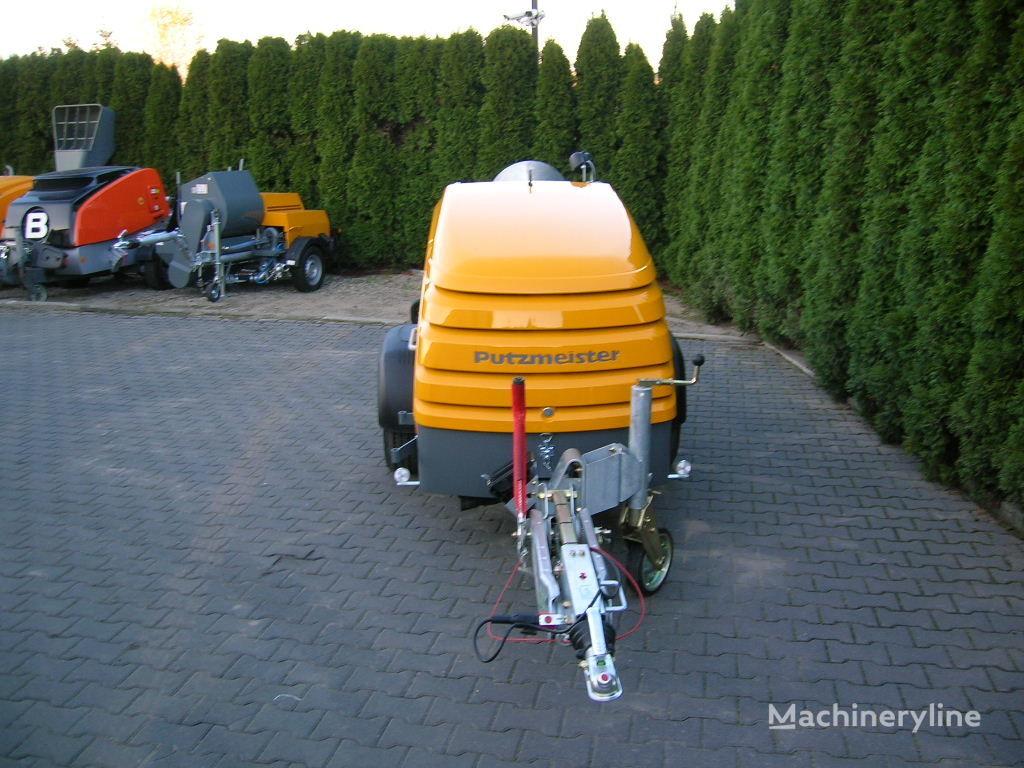 nova stacionarna betonska pumpa PUTZMEISTER M740/3