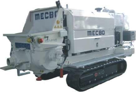 stacionarna betonska pumpa betononasos  Mecbo P4.65