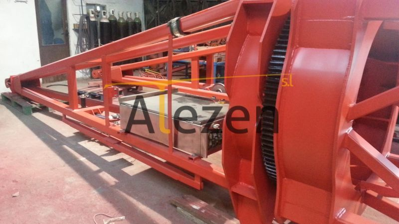 toranjski kran SAEZ s 46 RECONDITIONED