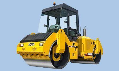 novi valjak za asfalt XCMG XD111
