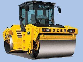 novi valjak za asfalt XCMG XD122