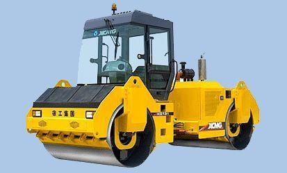 novi valjak za asfalt XCMG XD131
