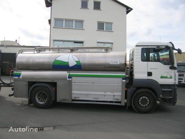 autocisterna za mleko MAN TGS 18.400 (No. 2779)