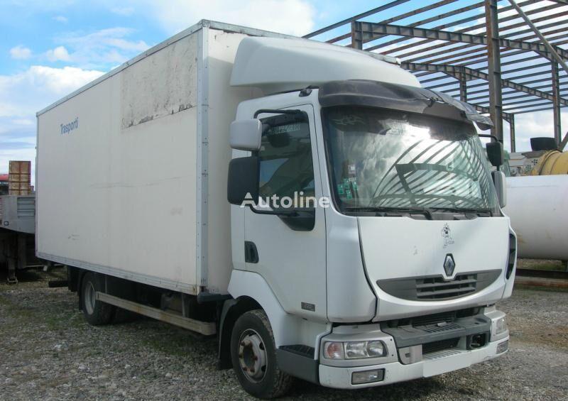 kamion furgon RENAULT Midlum 220 DCI