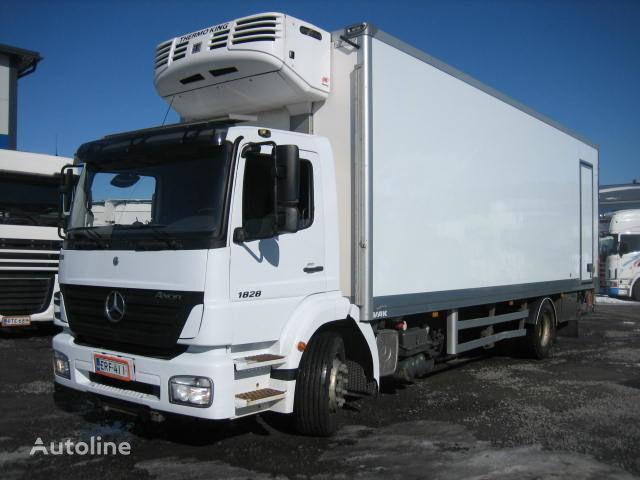 kamion hladnjača MERCEDES-BENZ Axor 1828 L 57
