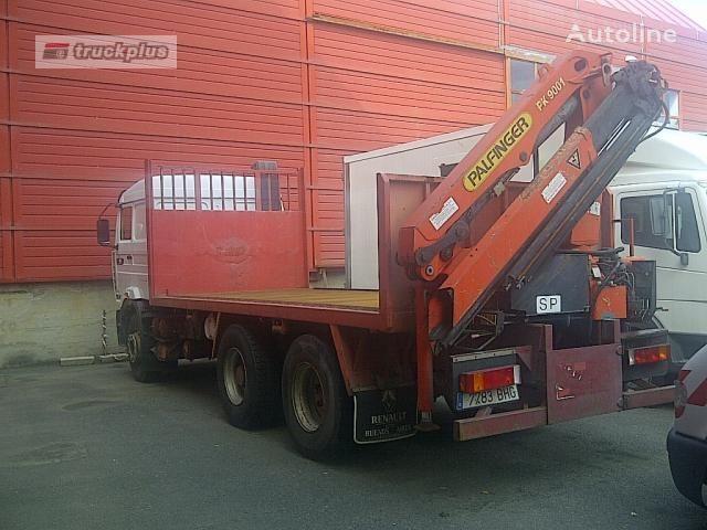 kamion platforma RENAULT MANAGER G 330
