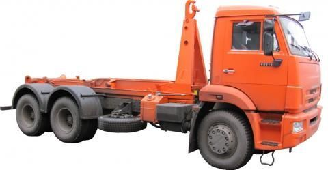 kamion rol kiper KAMAZ KO-452-13