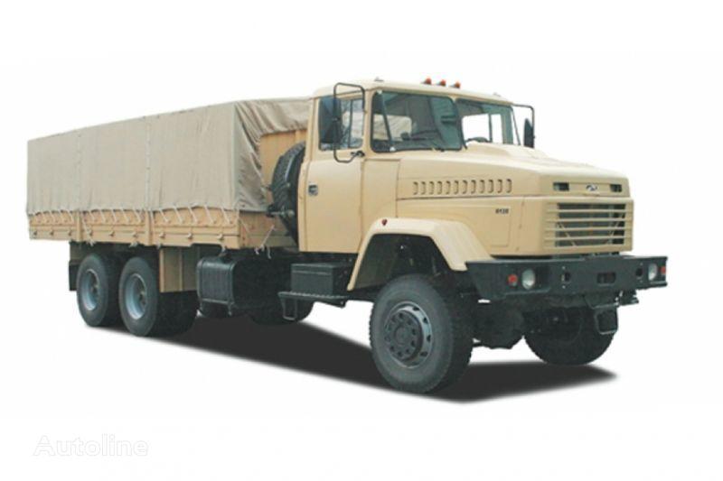 kamion s ceradom KRAZ 6135V6