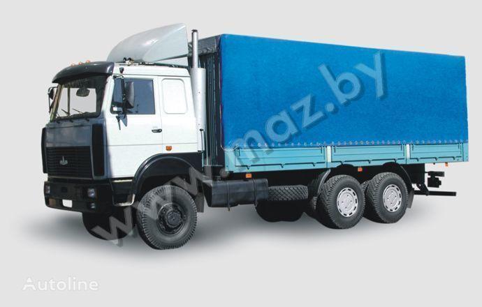 kamion s ceradom MAZ 6317 (05, 08) Polnoprivodnyy