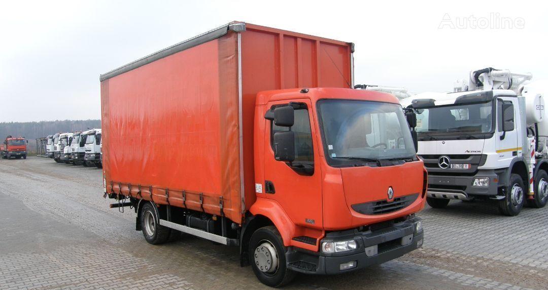 kamion s ceradom RENAULT KERAX 220