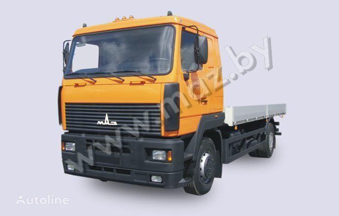 novi kamion s ravnom platformom MAZ 5340 A5