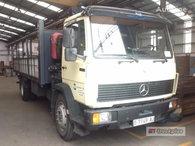 kamion s ravnom platformom MERCEDES-BENZ 1320 CYTILINER