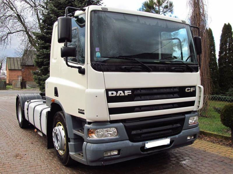 kamion-šasija DAF CF 75.360 4x2 CHASSIS 4.0m PERFECT CONDITION