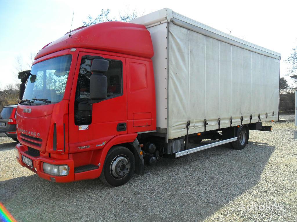 kamion-šasija IVECO ML 75E18
