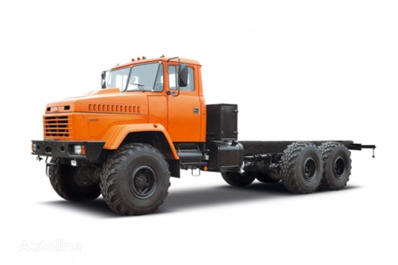 kamion-šasija KRAZ 63221 tip 3