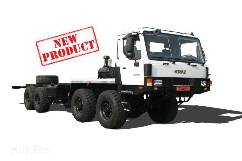 kamion-šasija KRAZ 7634NE (N27.3EH)