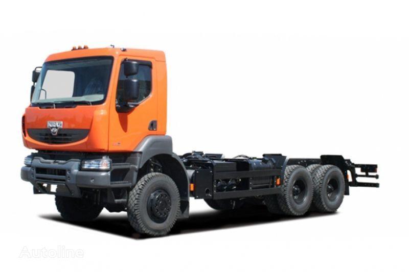 kamion-šasija KRAZ N22.2RX