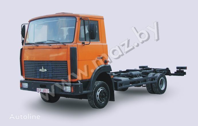 kamion-šasija MAZ 4370