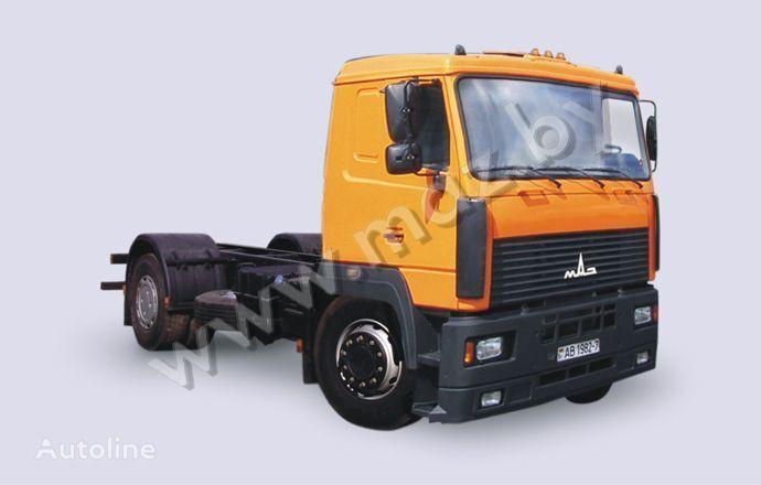 novi kamion-šasija MAZ 5340 (A2, A3)