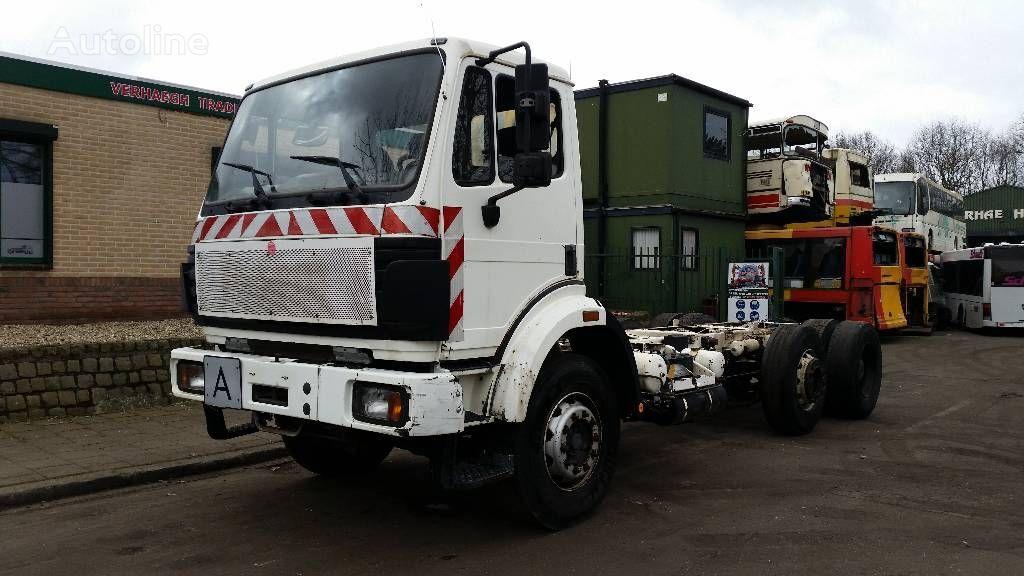 kamion-šasija MERCEDES-BENZ 2524 L