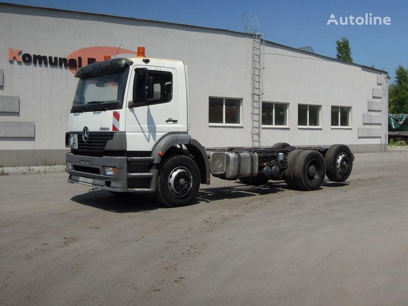 kamion-šasija MERCEDES-BENZ Atego 2628
