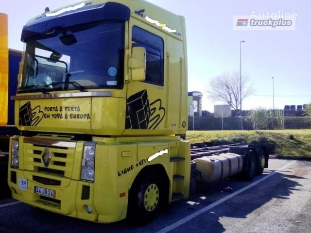 kamion-šasija RENAULT MAGNUM 440