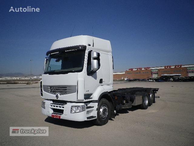 kamion-šasija RENAULT PREMIUM 450