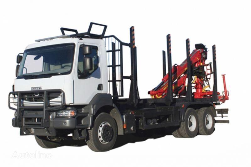 kamion za prevoz drva KRAZ M19.2R