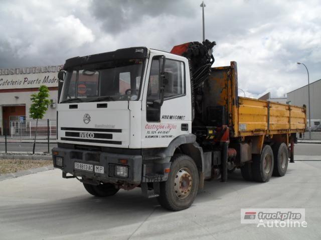 kiper IVECO EURO TRAKKER 380 E42