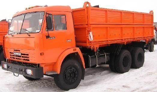 novi kiper KAMAZ 45143