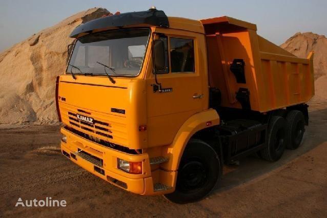 novi kiper KAMAZ 65115