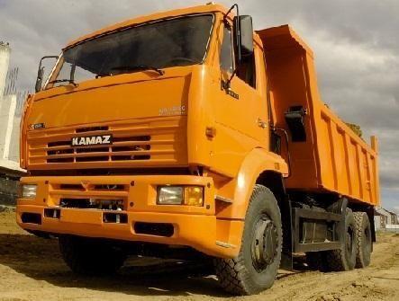 novi kiper KAMAZ 6520