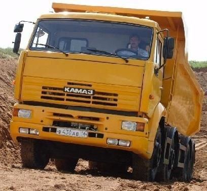 novi kiper KAMAZ 65201