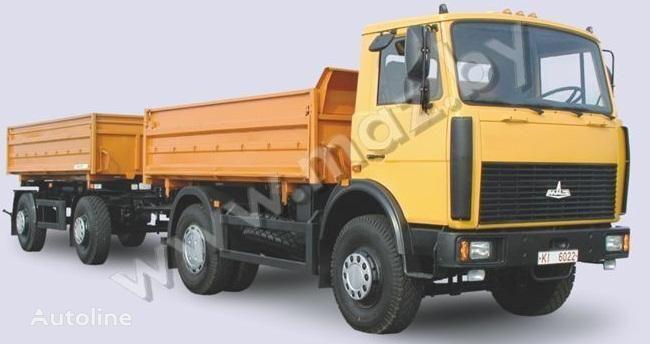 novi kiper MAZ 5551