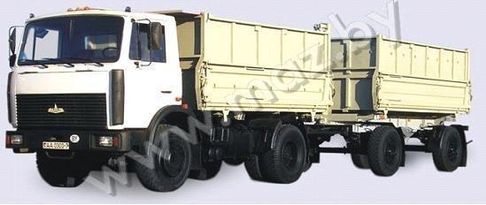 novi kiper MAZ 5551 (A2, 47 )