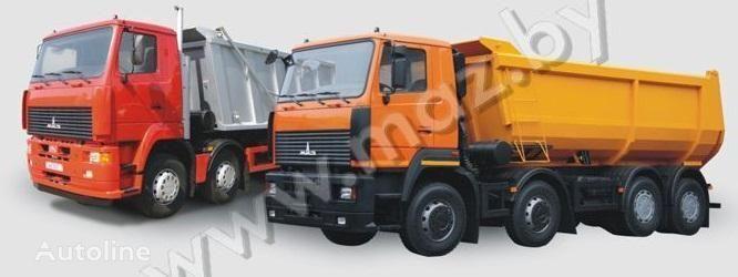 novi kiper MAZ 6516A8