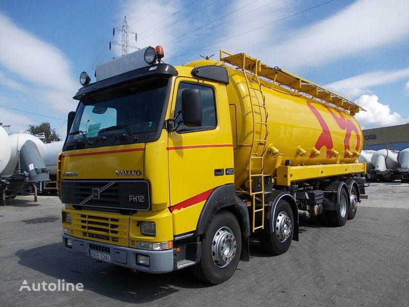 vozilo za stočnu hranu VOLVO FH 12 420 DO PRZEWOZU PASZY !!!