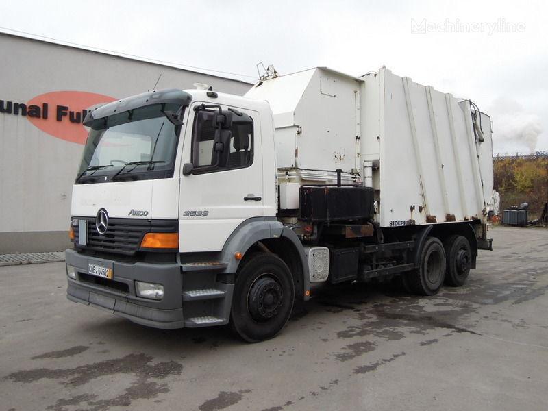 kamion za smeće MERCEDES-BENZ Atego 2528 FOR PARTS