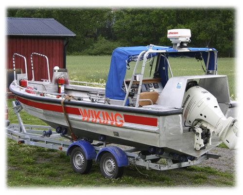 ostala komunalna vozila Fireboat