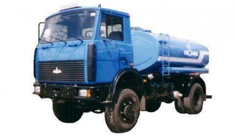 ostala komunalna vozila MAZ KT-506