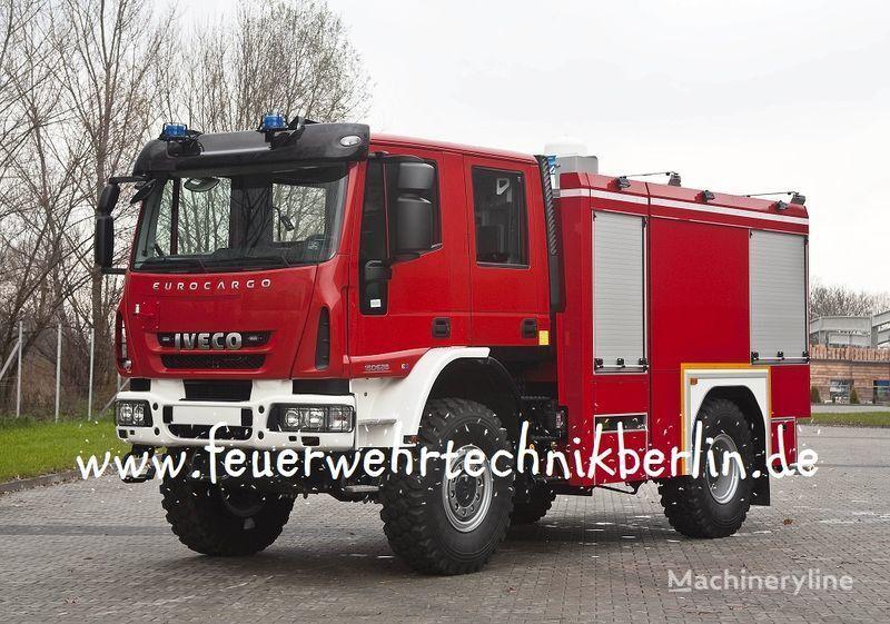novo vatrogasno vozilo IVECO Eurocargo ML150E28 WS Fahrgestell.: 4x4 Neufahrzeug, Sofort Verf