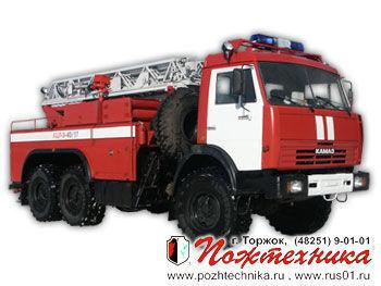 vatrogasno vozilo KAMAZ ACL-3-40/17