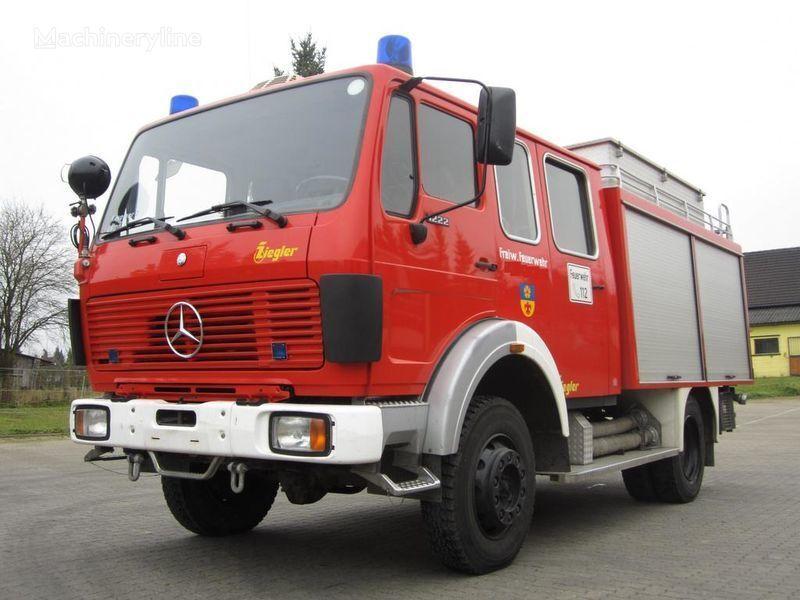 vatrogasno vozilo MERCEDES-BENZ 1222 AF