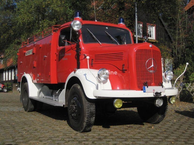 vatrogasno vozilo MERCEDES-BENZ LAF 311 Oldtimer