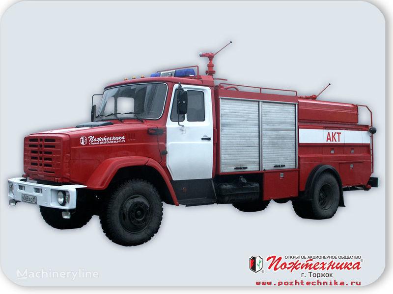 vatrogasno vozilo ZIL AKT-1,0/1000-40/40 Avtomobil kombinirovannogo tusheniya